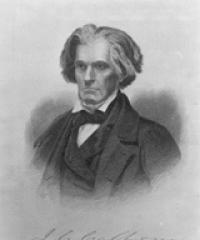 Photo of Sen. John Calhoun [D-SC, 1847-1851]