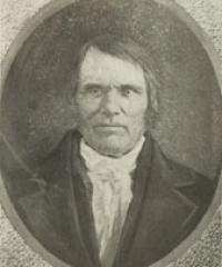 Photo of Sen. Alexander Campbell [R-OH, 1809-1813]