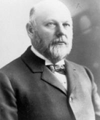 Photo of Sen. Joseph Carey [R-WY, 1890-1895]