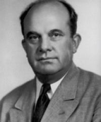 Photo of Sen. Edward Carville [D-NV, 1945-1946]