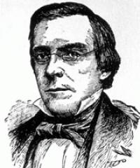 Photo of Sen. Robert Charlton [D-GA, 1852-1853]