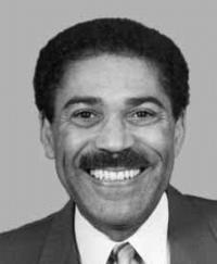 "Photo of Rep. William ""Bill"" Clay [D-MO1, 1969-2000]"