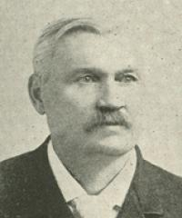 Photo of Rep. Jeremiah Cockrell [D-TX13, 1895-1897]