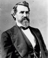 Photo of Sen. Omar Conger [R-MI, 1881-1887]
