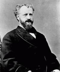Photo of Sen. Roscoe Conkling [R-NY, 1873-1881]