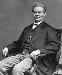 Photo of Sen. John Conness [R-CA, 1863-1869]
