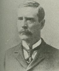 Photo of Rep. Samuel Cook [R-WI6, 1895-1897]
