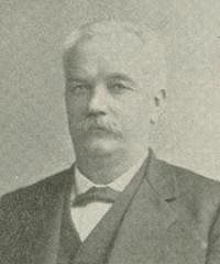 Photo of Rep. Nicholas Cox [D-TN7, 1899-1901]