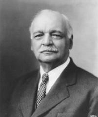 Photo of Vice President Charles Curtis [R, 1929-1933]