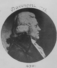 Photo of Rep. Franklin Davenport [F-NJ5, 1799-1801]
