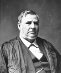 Photo of Sen. David Davis [I-IL, 1877-1883]