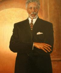 Photo of sponsor Ronald Dellums