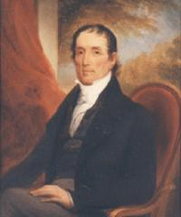 Photo of Sen. Jean Destréhan [U-LA, 1812-1813]