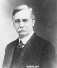 Photo of Sen. William Dillingham [R-VT, 1915-1923]