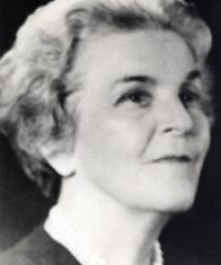Photo of Rep. Emily Douglas [D-IL0, 1945-1946]