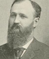 Photo of Rep. William Ellis [R-OR2, 1907-1911]