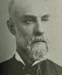 Photo of Rep. Walter Evans [R-KY5, 1895-1899]