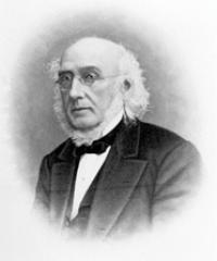 Photo of Sen. Alpheus Felch [D-MI, 1847-1853]