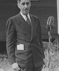 Photo of Rep. Alonzo Folger [D-NC5, 1939-1942]