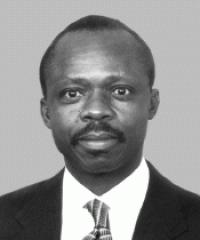 Photo of Rep. Victor Frazer [I-VI0, 1995-1996]