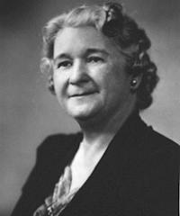 Photo of Rep. Willa Fulmer [D-SC2, 1943-1944]