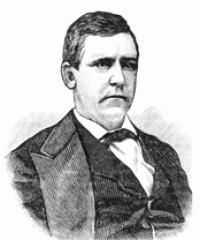 Photo of Sen. Augustus Garland [D-AR, 1883-1885]