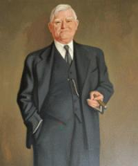 Photo of Vice President John Garner [D, 1933-1941]