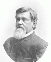 Photo of Sen. James George [D-MS, 1893-1897]