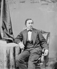 Photo of Rep. James Getz [D-PA8, 1867-1873]
