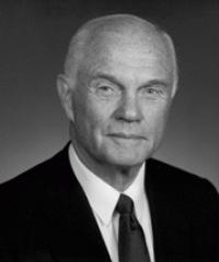 Photo of sponsor John Glenn Jr.