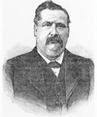 Photo of Sen. James Groome [D-MD, 1879-1885]