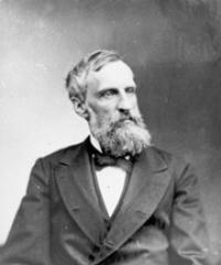 Photo of Sen. La Grover [D-OR, 1877-1883]