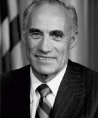 Photo of Sen. Clifford Hansen [R-WY, 1967-1978]