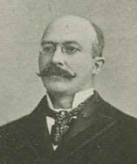 Photo of Rep. Alexander Hardy [R-IN2, 1895-1897]