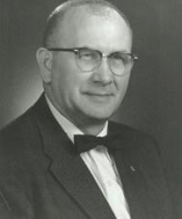 Photo of Rep. Randall Harmon [D-IN10, 1959-1960]