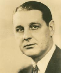 Photo of Rep. Forest Harness [R-IN5, 1939-1948]