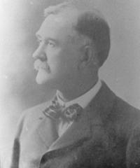 Photo of Sen. William Harris [P-KS, 1897-1903]