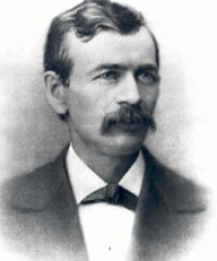 Photo of Rep. David Harvey [R-OK-1, 1891-1893]