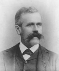 Photo of Sen. James Harvey [R-KS, 1874-1877]