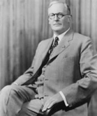 Photo of Sen. Albert Hawkes [R-NJ, 1943-1948]