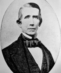 Photo of Sen. James Henderson [D-TX, 1857-1859]