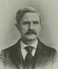 Photo of Rep. Charles Henry [R-IN8, 1897-1899]