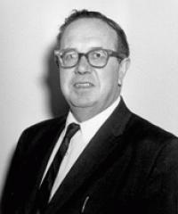 Photo of Sen. John Hickey [D-WY, 1961-1962]