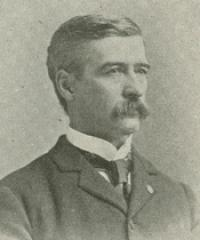 Photo of Rep. Josiah Hicks [R-PA20, 1895-1899]