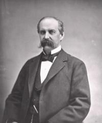 Photo of Sen. Nathaniel Hill [R-CO, 1879-1885]