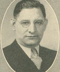 Photo of Rep. Frank Hook [D-MI12, 1945-1946]