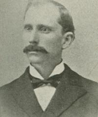 Photo of Rep. Joel Hubbard [R-MO8, 1895-1897]