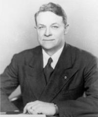 Photo of Sen. James Huffman [D-OH, 1945-1946]