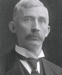 Photo of Sen. Charles Hughes [D-CO, 1909-1911]