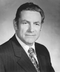 Photo of Sen. Harold Hughes [D-IA, 1969-1974]